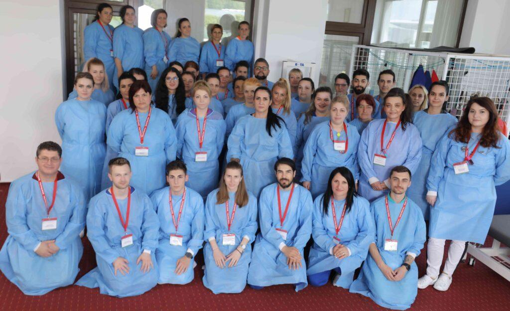 Recuperare medicală în Spitalul Sfântul Sava