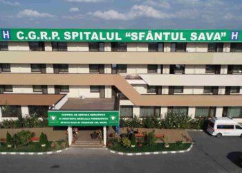 Recuperare medicala Spital Sfantul Sava Pantelimon