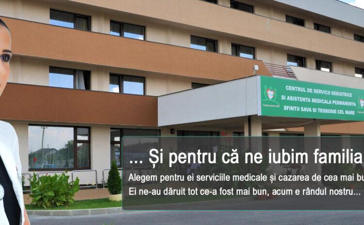Interviu – ALINA ION, Director General al Centrului Medical De Geriatrie, Recuperare Si Ingrijiri Paliative Sfintul Sava