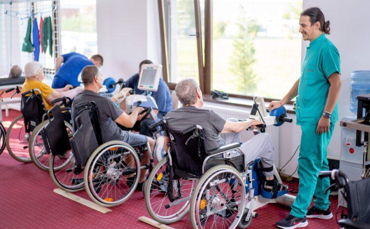 Recuperare medicala in caz de paralizie: ce este posibil si cum se poate face
