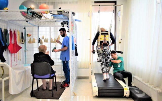 Pentru îngrijiri paliative de cel mai înalt nivel există Spitalul Sfântul Sava
