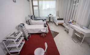Recuperare medicală și îngrijiri paliative de excepție în Spitalul Sfântul Sava