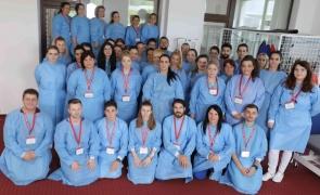 Pacienții afectați grav de COVID pot fi recuperați medical la Spitalul Sfântul Sava